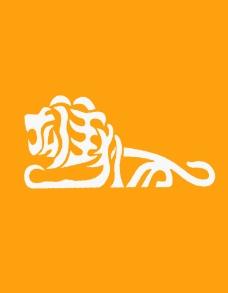 字与画之雄狮图片