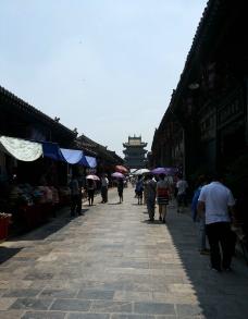 平遥街巷图片