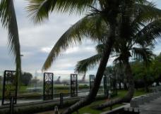 三亚机场图片