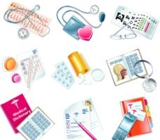 医疗图标设计 医疗 医药 医学图片