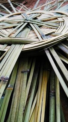 竹子编织图片