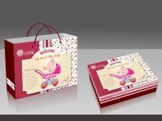 礼盒包装  满月礼盒