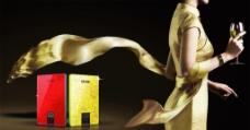 热水器宣传海报PSD分层  品图片