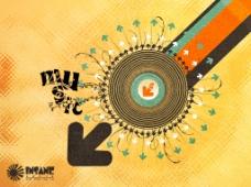 音乐质感宣传海报