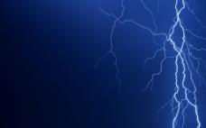 闪电背景图