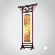 中式落地燈3D模型素材