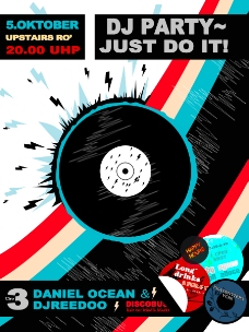 音乐宣传海报