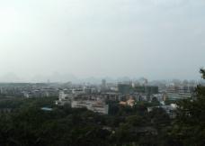 远眺桂林图片
