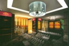 酒类展示厅3d模型