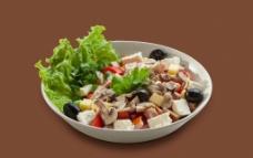 沙拉美食图片