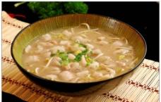 豆汤肥肠图片