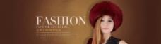 女帽海报图片