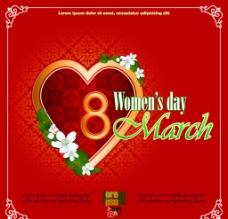 38妇女节图片