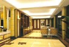 餐厅模型设计
