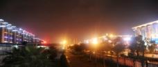 南宁华南城夜景图片
