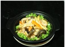 大边海味豆腐煲图片