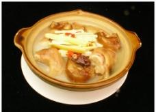 金银猪手煲图片