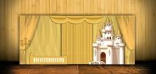 黄色 婚礼主题图片