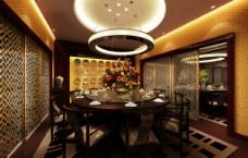 茶餐厅包间