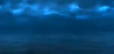 海面天空高清动态背景视频素材