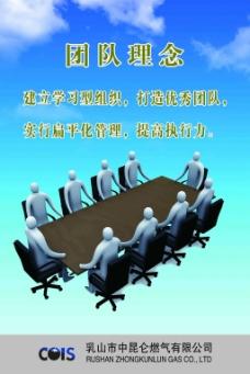企业团队理念