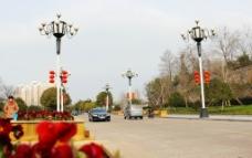义乌市民广场图片