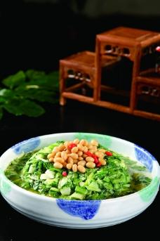 钵钵青菜图片