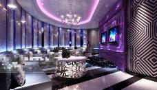KTV酒吧场景设计素材3D模型素材