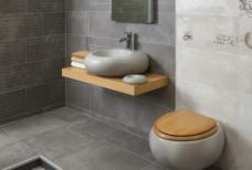 浴室一角图片