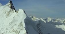 大雪山 山脉 高清视频素材