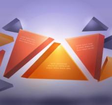 背景 三角形背景图片