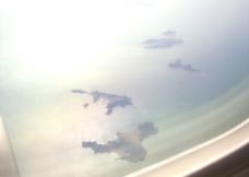 飞机舱外图片
