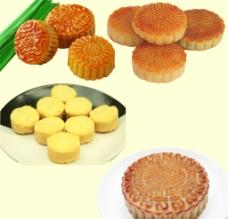冰皮月饼中秋月饼图片