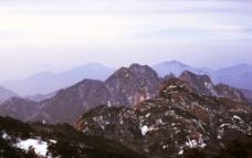 唯美黄山图片