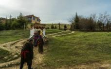 高原藏族人文景观图片