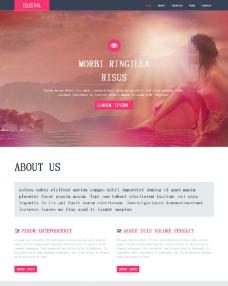 艷紅色美女寫真網站圖片