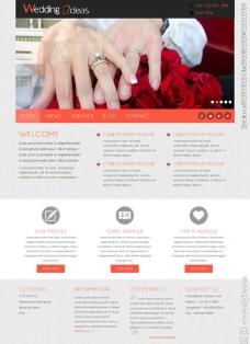 婚纱摄影工作室网站图片