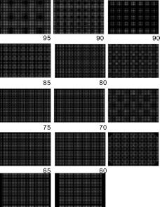 格子组合纹图片