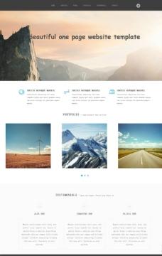 自然旅游景点介绍网站图片