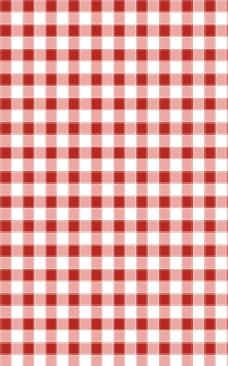 红白格子背景图片