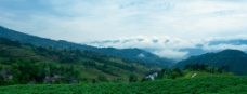 山峦景观图片
