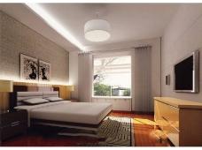 创意卧室模型