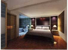 卧室3d装饰