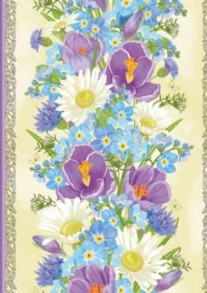 精美欧式花纹包装