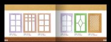 橱柜门型图片