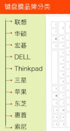 品牌分类设计图片