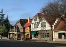 加州小镇图片