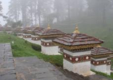 唯美不丹图片