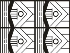 抽象图块设计原创图片