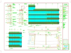 酒店施工详图CAD图纸